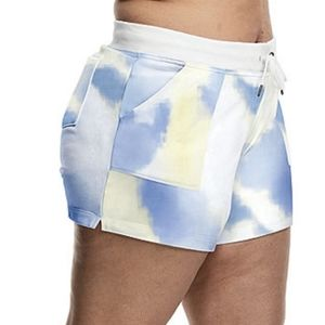Champion Womens Plus Terry Pull-On Short Size 2x